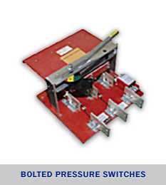 Bolted Pressure Switches